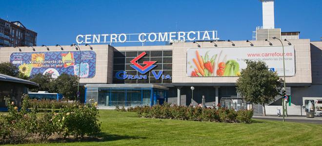 Centro comercial gran v a de hortaleza perez barja - Carrefour oficinas centrales madrid ...